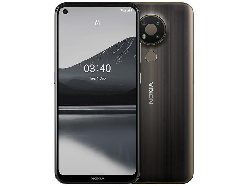 Сотовый телефон Nokia 3.4 3/64GB Dual sim Grey