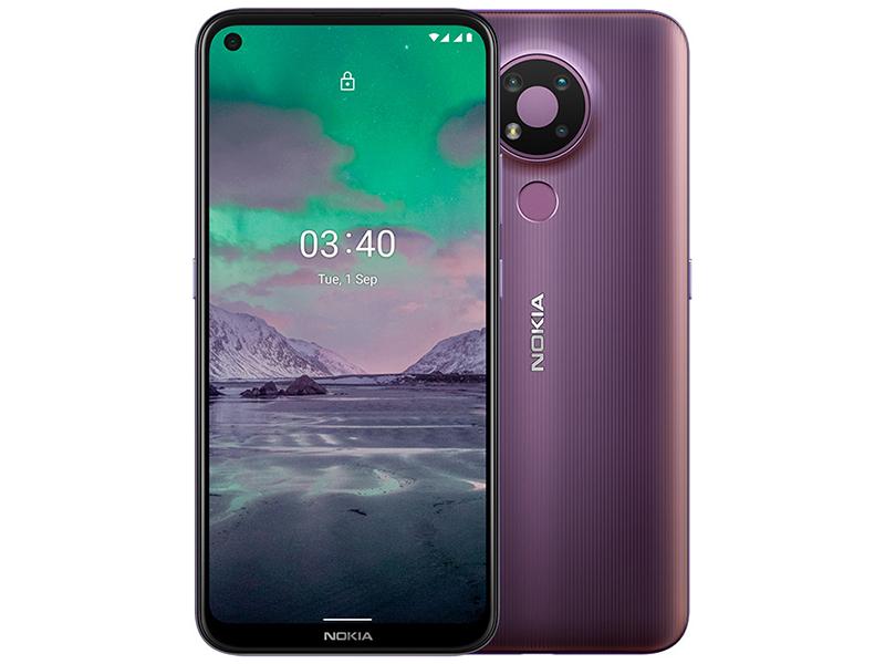Сотовый телефон Nokia 3.4 3/64GB Dual sim сотовый