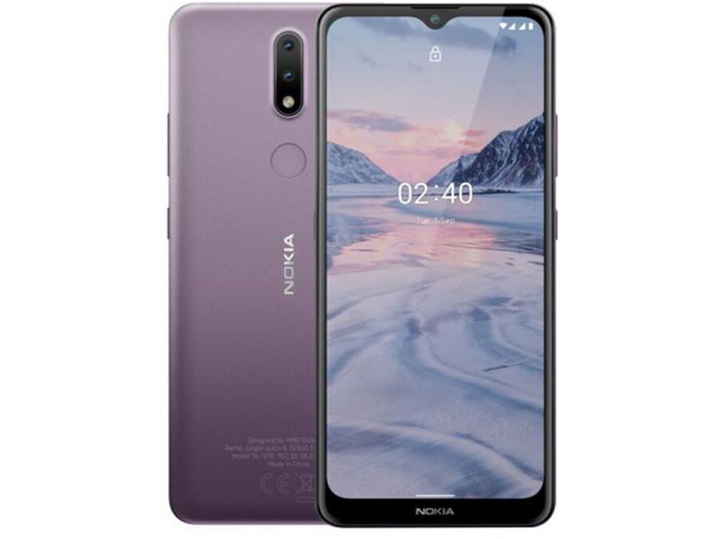 Сотовый телефон Nokia 2.4 3/64GB Purple