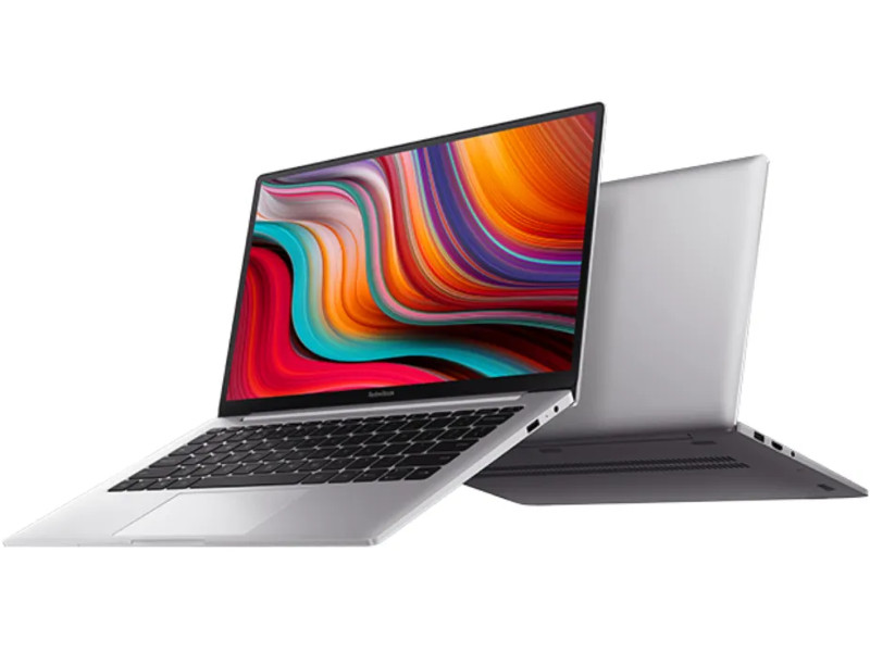 Ноутбук Xiaomi Mi RedmiBook XMA1903-DJ-DOS Silver (AMD Ryzen 5 4500U 2.3 GHz/16384Mb/512Gb SSD/AMD Radeon/Wi-Fi/Bluetooth/Cam/13.3/1920x1080/DOS)