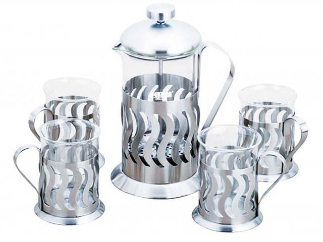 Чайный набор Bekker De Luxe BK-367
