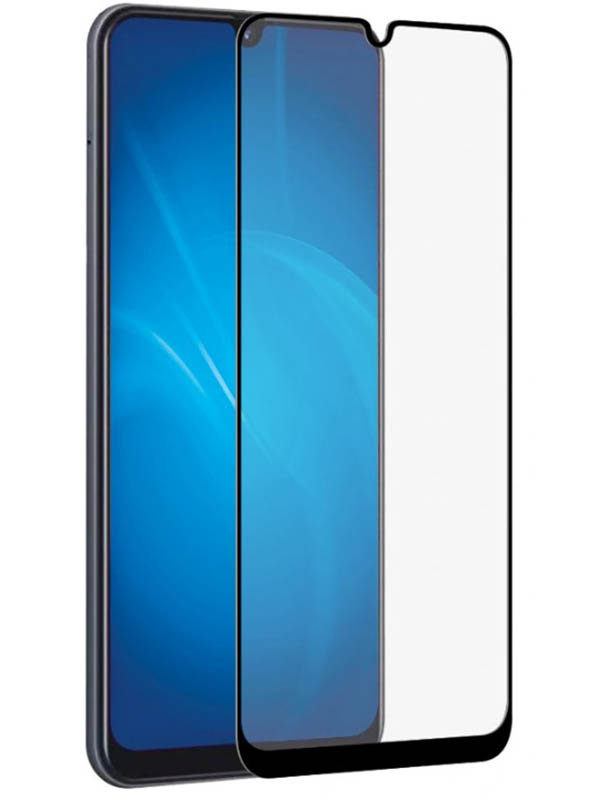Защитное стекло Zibelino для Honor 9X Lite / 8X 5D Black ZTG-5D-HUA-HON-9XLT-BLK