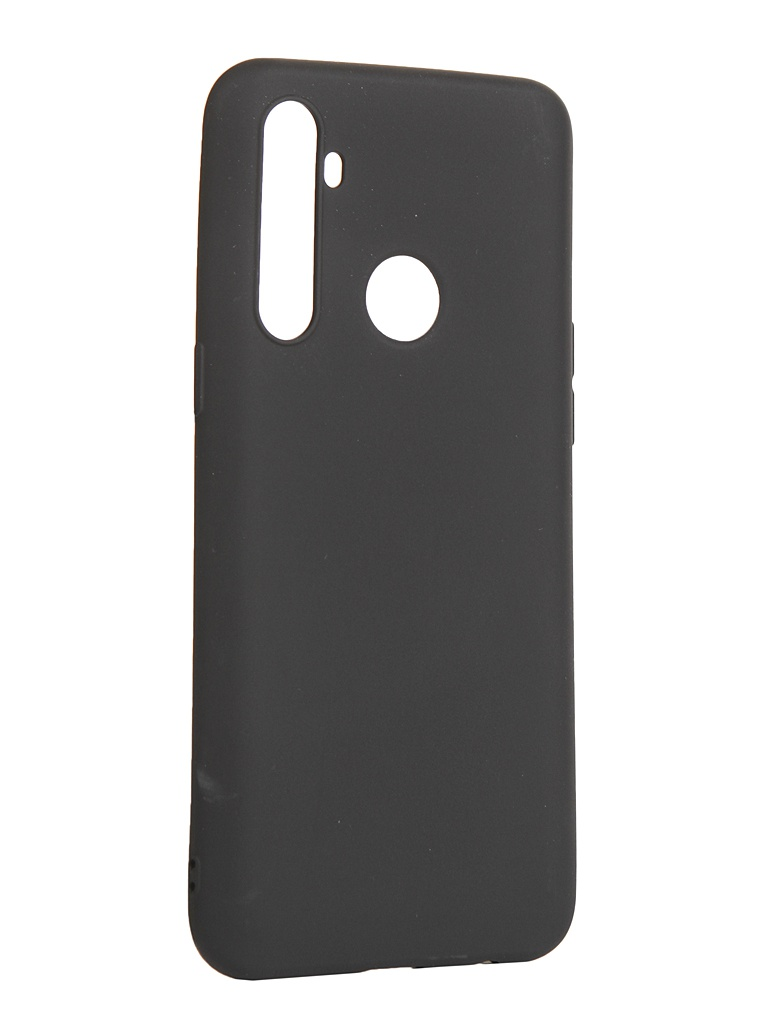 Чехол Zibelino для Realme 5 / 6i C3 Soft Matte Black ZSM-RLM-5-BLK