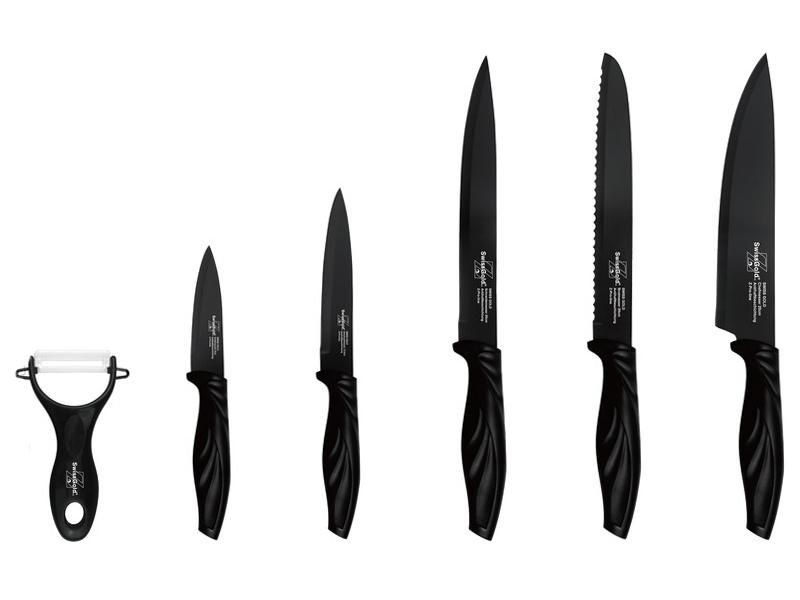 Набор ножей Swiss Gold SG-9249