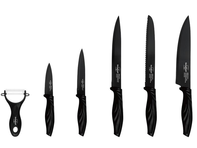 Набор ножей Swiss Gold SG-9252