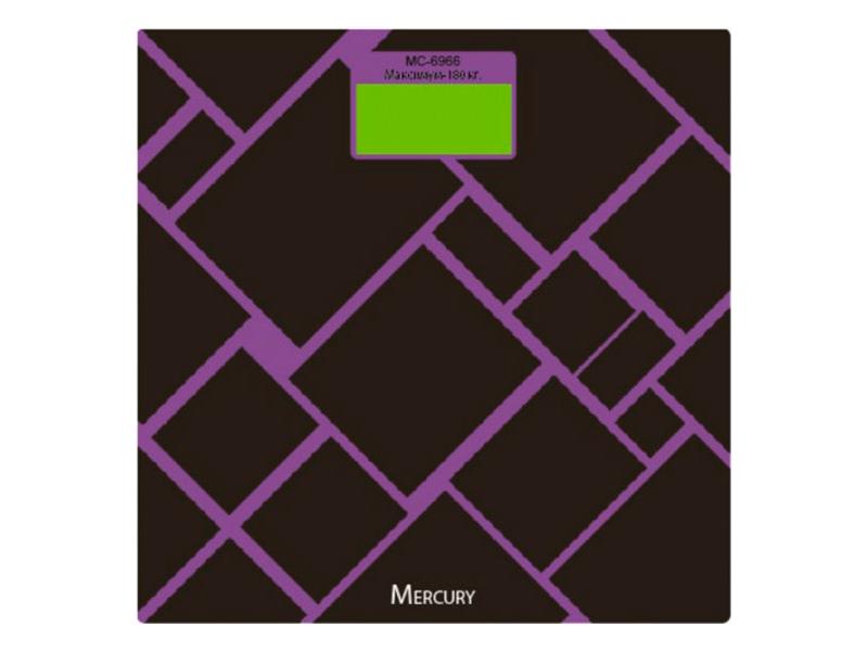 Весы напольные Mercury Haus MC-6966