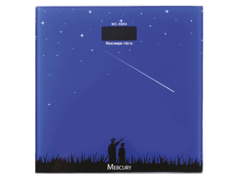 Весы напольные Mercury Haus MC-6964