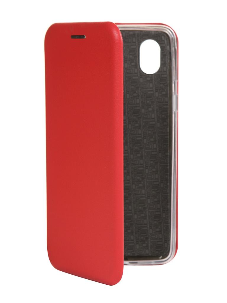 Чехол Zibelino для Samsung A01 Core (A013) Book Red ZB-SAM-A013-RED