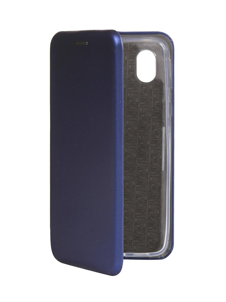 Чехол Zibelino для Samsung A01 Core (A013) Book Blue ZB-SAM-A013-DBLU
