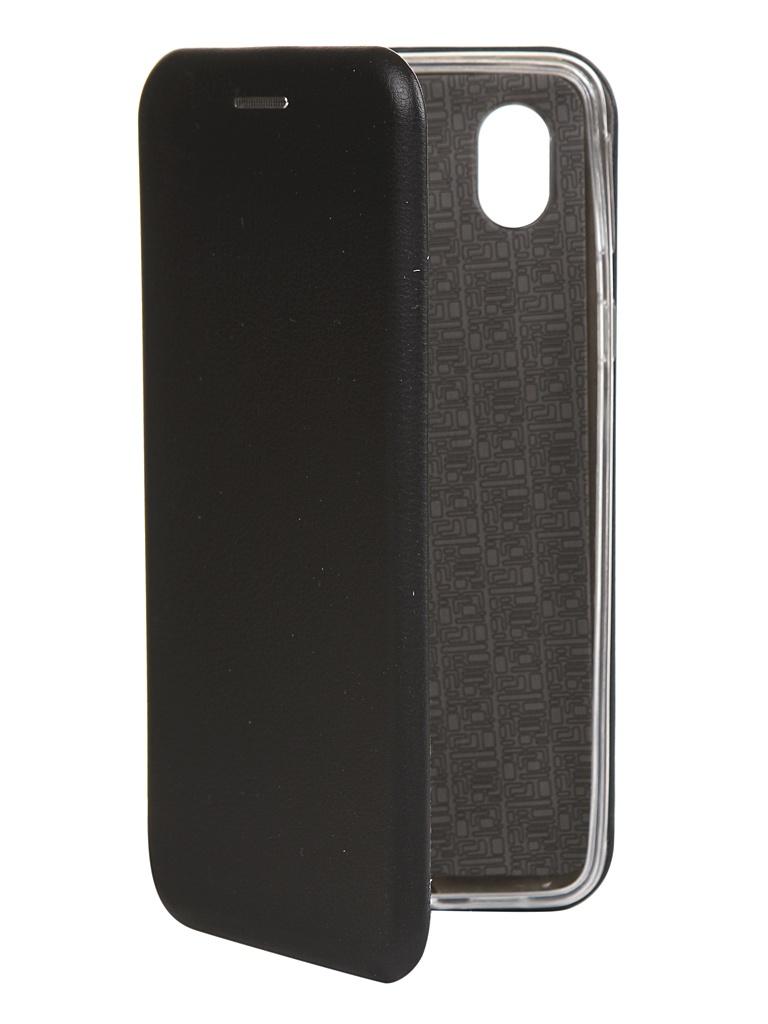 Чехол Zibelino для Samsung A01 Core (A013) Book Black ZB-SAM-A013-BLK