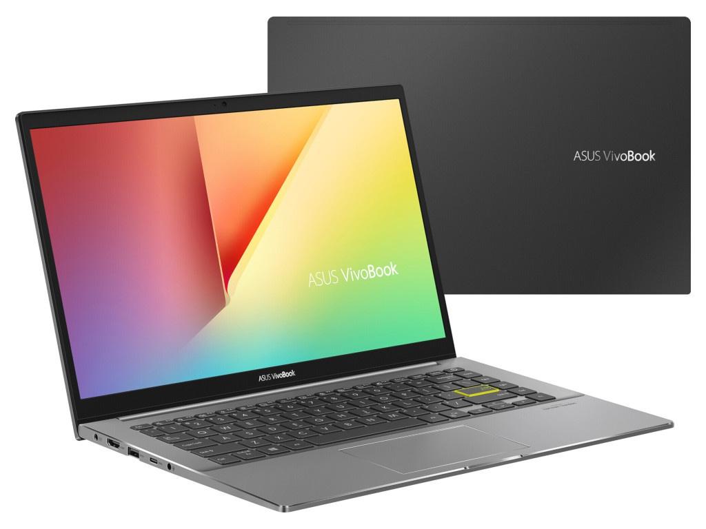 Ноутбук ASUS VivoBook S433FA-EB069T 90NB0Q04-M01940 Выгодный набор + серт. 200Р!!!(Intel Core i5-10210U 1.6 GHz/8192Mb/256Gb SSD/Intel UHD Graphics/Wi-Fi/Bluetooth/Cam/14.0/1920x1080/Windows 10 Home 64-bit)