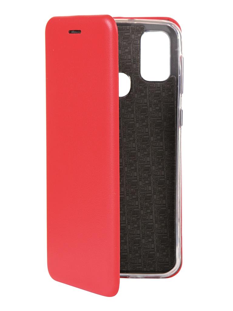 Чехол Zibelino для Samsung M21 / M30s (M115/M307) Book Red ZB-SAM-M21-RED