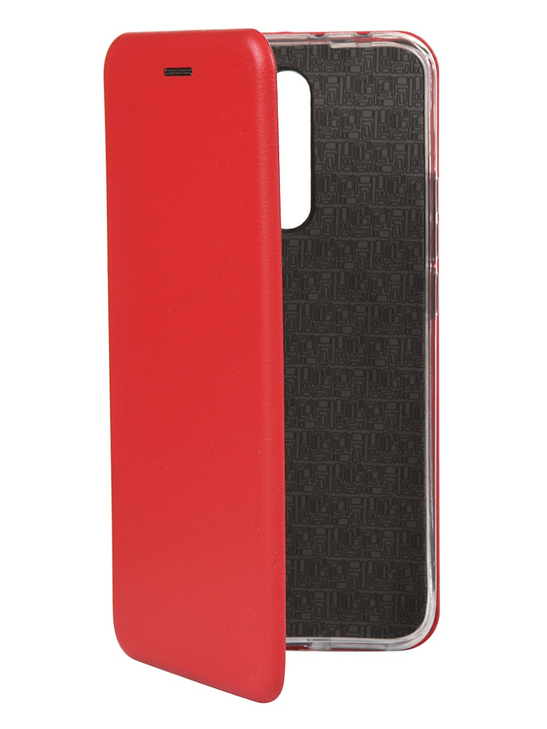 Чехол Zibelino для Xiaomi Redmi 9 Book Red ZB-XIA-RDM-9-RED