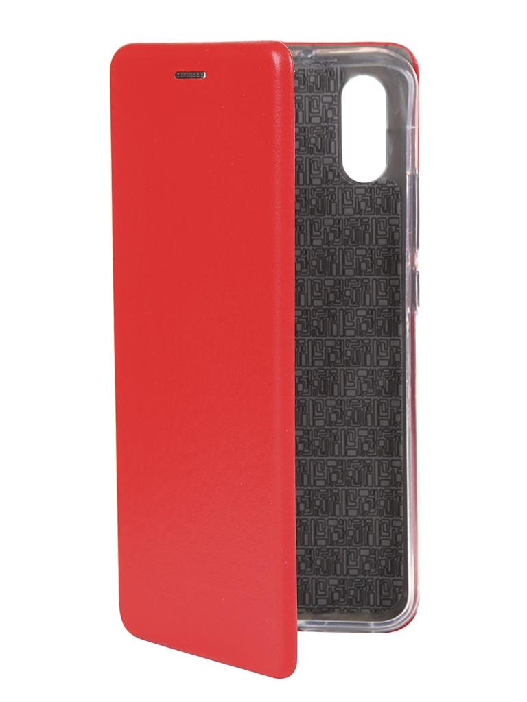 Чехол Zibelino для Xiaomi Redmi 9A Book Red ZB-XIA-RDM-9A-RED