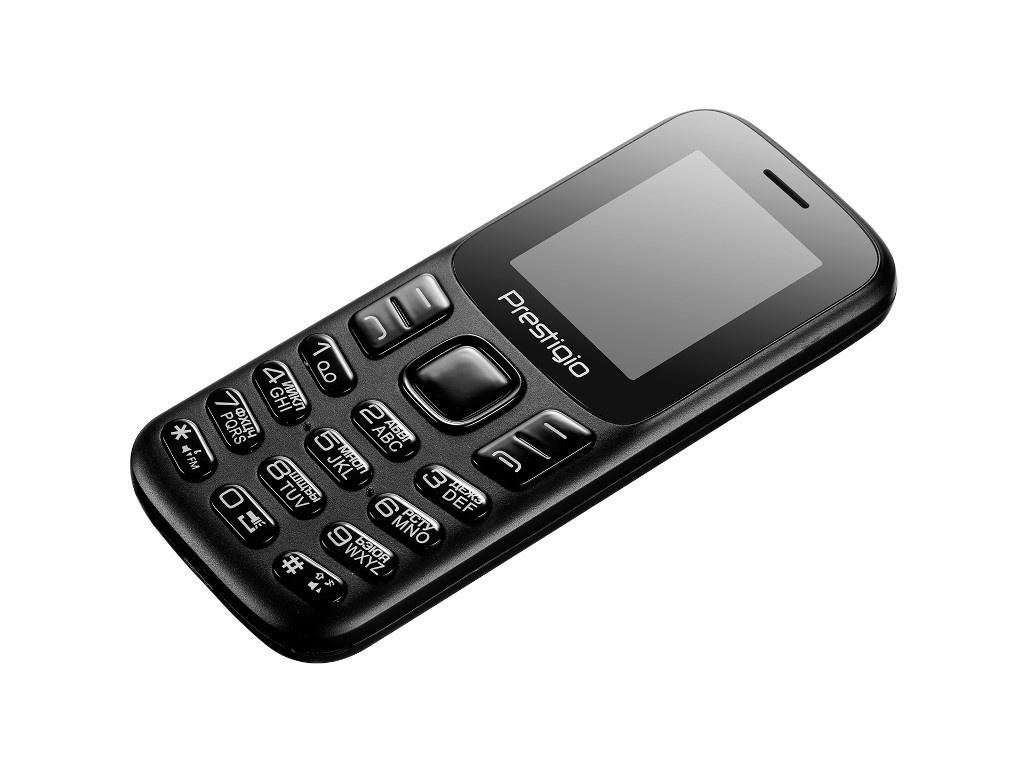 Сотовый телефон Prestigio Wize J1 PFP1184DUOBLACK