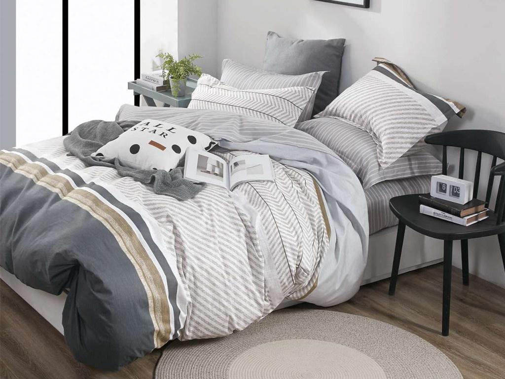 Постельное белье Relance С103 Комплект 2 спальный Сатин