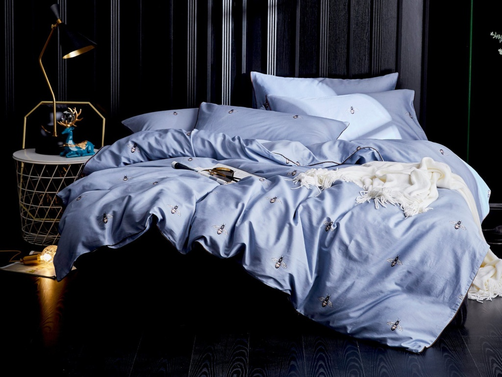 Постельное белье Relance Д31 Комплект 1.5 спальный Сатин