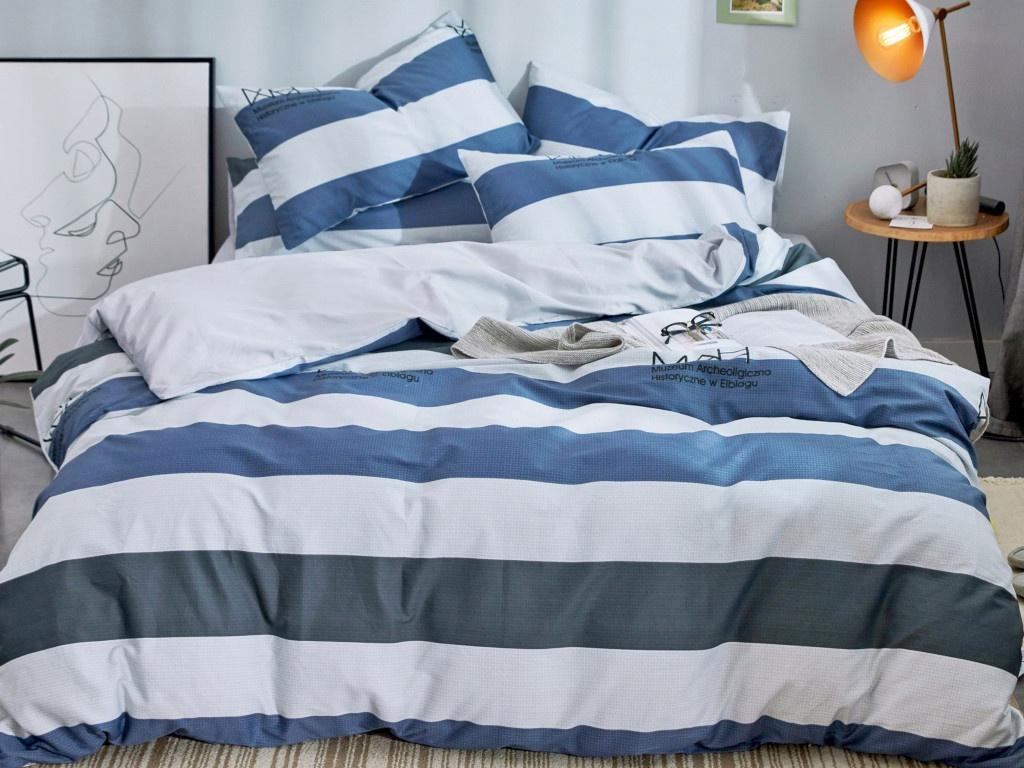 Постельное белье Relance Д41 Комплект 1.5 спальный Сатин