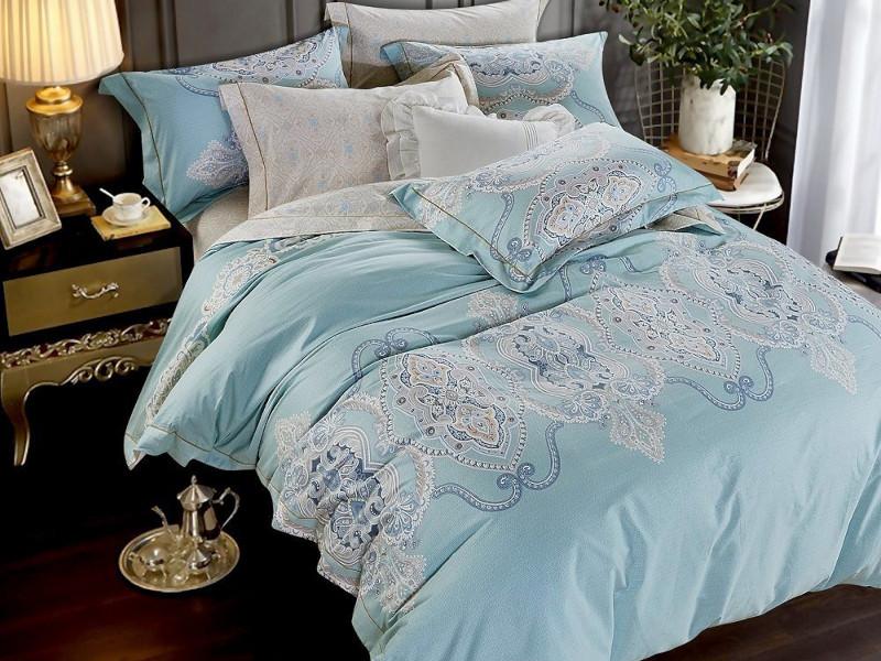Постельное белье Relance Basile Комплект 2 спальный Мако-сатин
