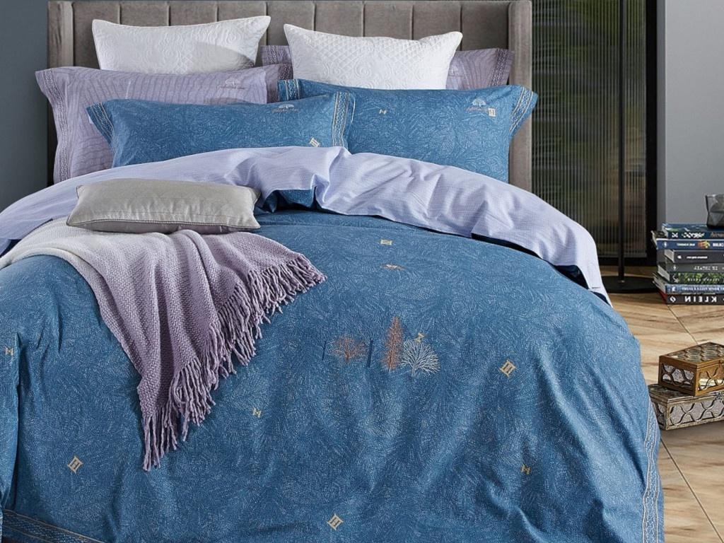 Постельное белье Relance Cilvie Комплект 2 спальный Мако-сатин