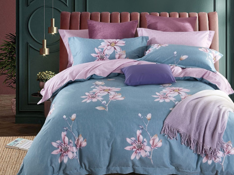 Постельное белье Relance Laurence Комплект 2 спальный Мако-сатин