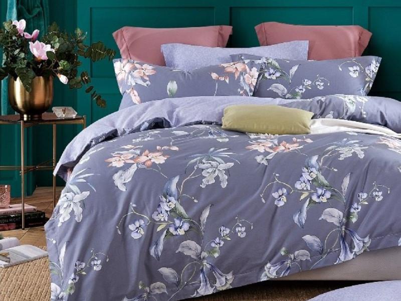 Постельное белье Relance Orchidee Комплект 2 спальный Мако-сатин
