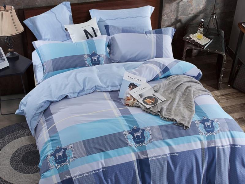 Постельное белье Relance Philip Комплект 2 спальный Мако-сатин