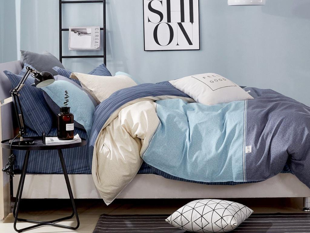 Постельное белье Relance С41 Комплект 2 спальный Сатин