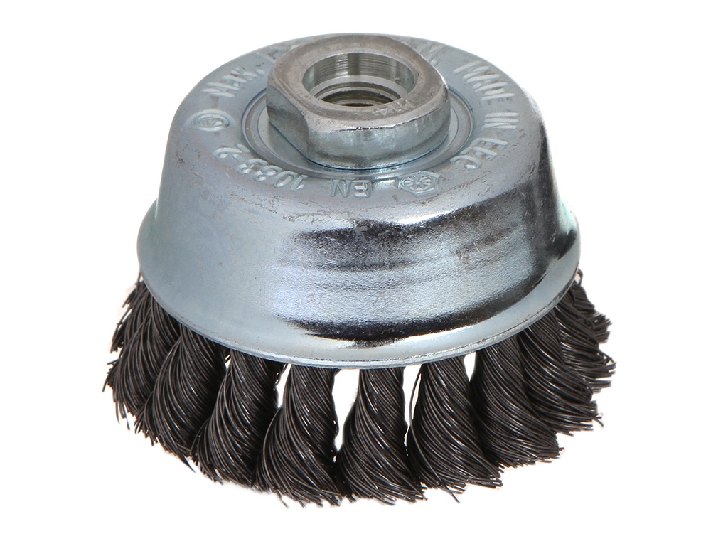 Щетка стальная Metabo 70mm M14 623796000