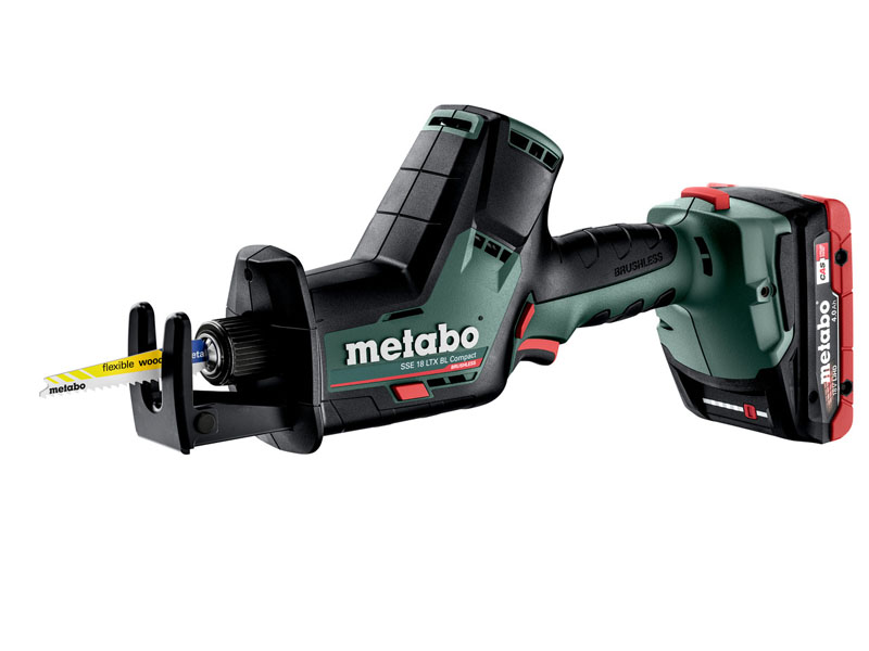 Пила Metabo SSE 18 LTX BL Compact 602366800