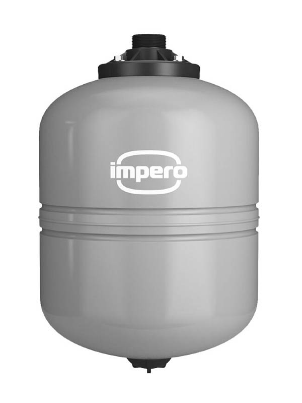 Бак мембранный Impero WRV30-P для отопления бак мембранный impero wrv15 p для отопления
