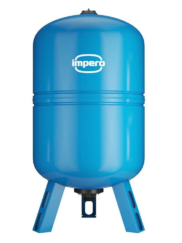 Бак мембранный Impero WAV40-P для водоснабжения бак мембранный impero wrv15 p для отопления