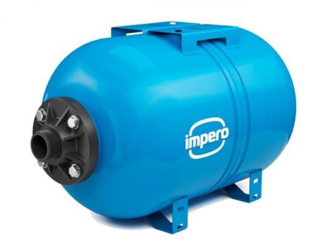 Бак мембранный Impero WAO40-P для водоснабжения бак мембранный impero wrv15 p для отопления