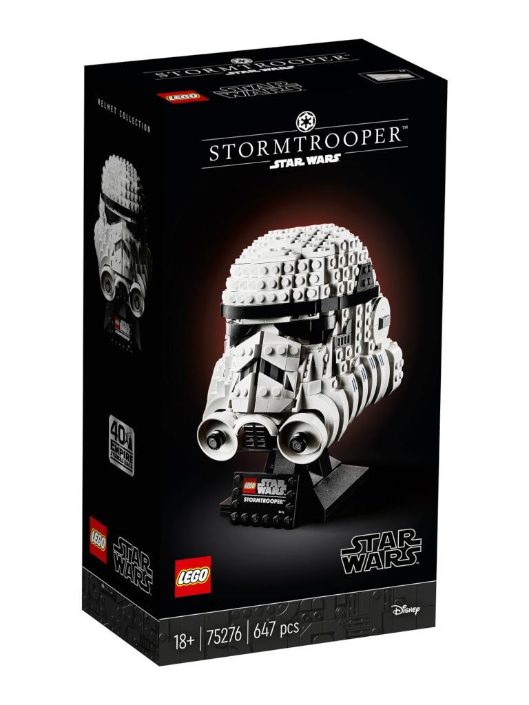 Конструктор Lego Star Wars Шлем штурмовика 647 дет. 75276