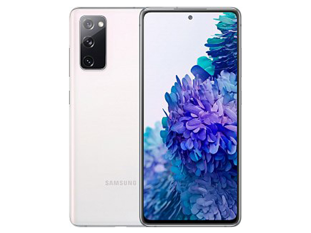 Сотовый телефон Samsung SM-G780F S20 FE 6/128Gb White
