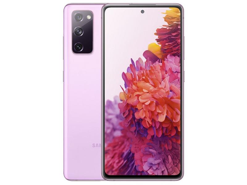 Сотовый телефон Samsung SM-G780F S20 FE 6/128Gb Violet