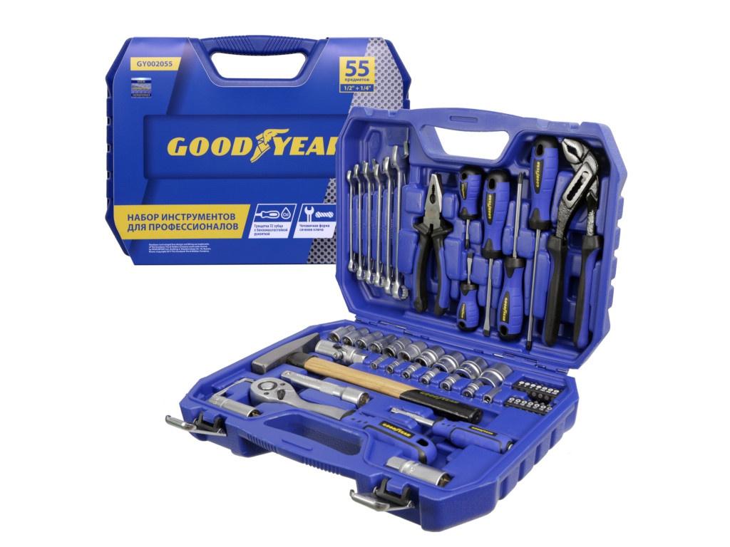 Набор инструмента Goodyear GY002055