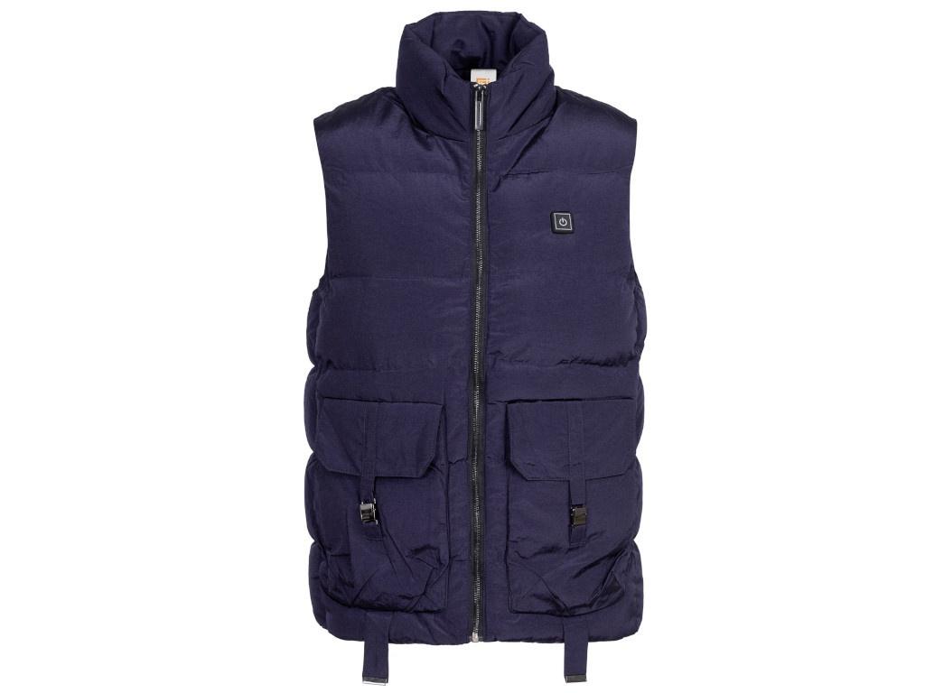 Одежда Жилет Thermalli Zermatt Dark Blue размер M 11677.402
