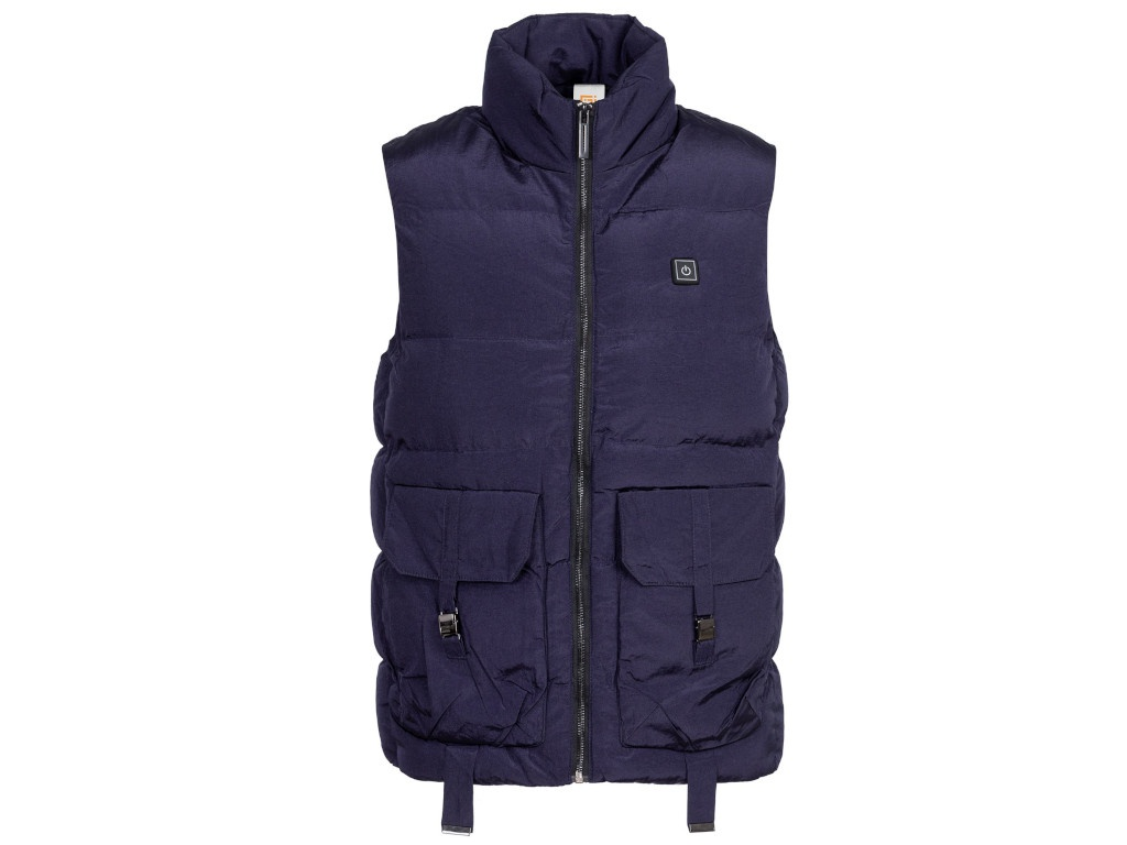 Одежда Жилет Thermalli Zermatt Dark Blue размер S 11677.401