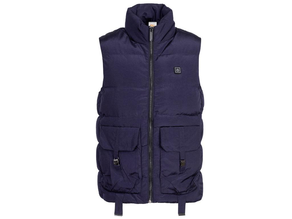 Одежда Жилет Thermalli Zermatt Dark Blue размер L 11677.403
