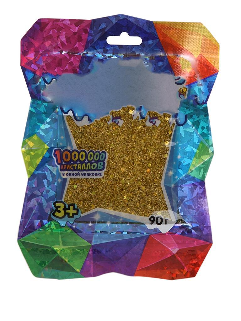 Слайм Slime Crystal 90g Gold S300-6