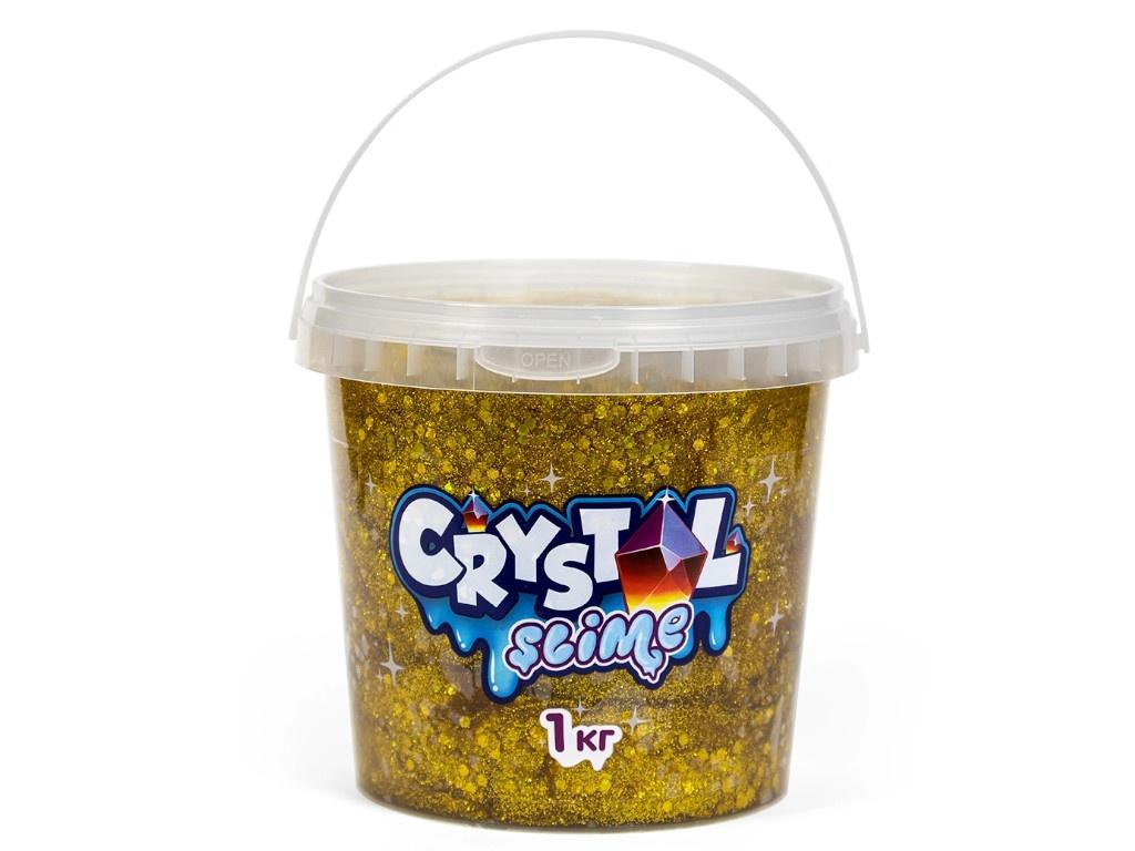 Слайм Slime Crystal 1kg Gold S300-38