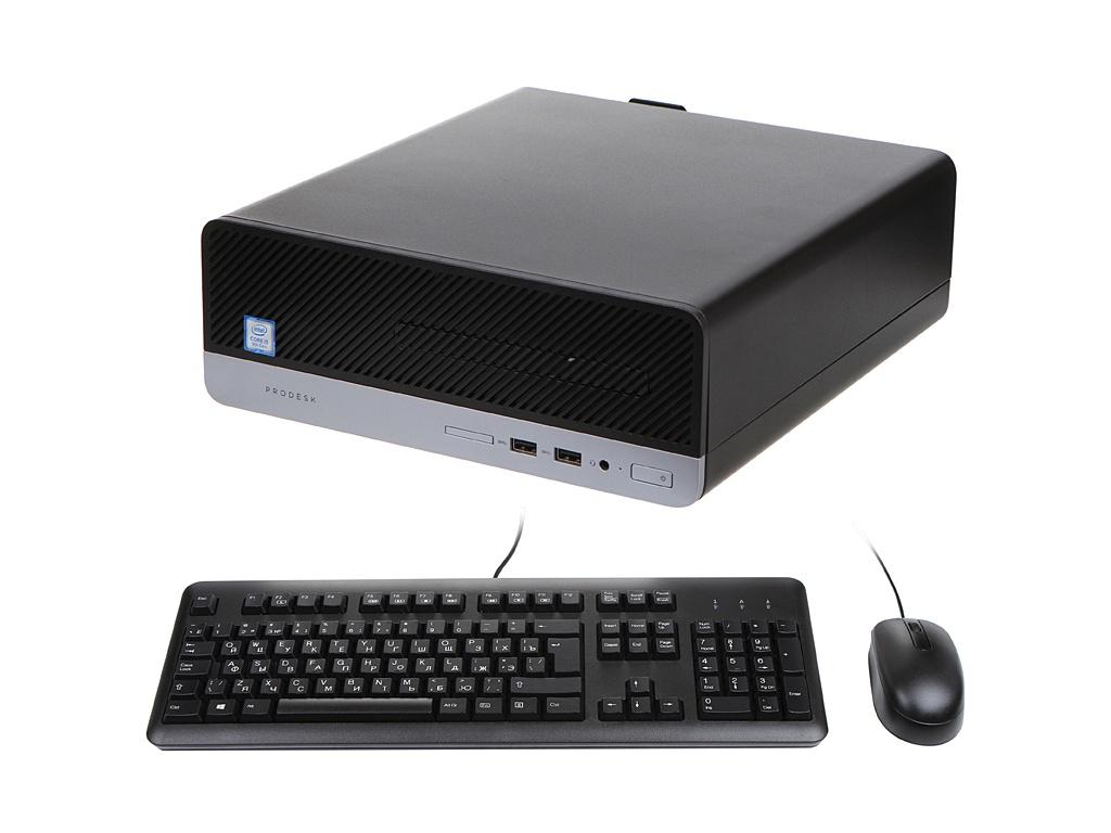Настольный компьютер HP ProDesk 400 G6 SFF 7PG45EA (Intel Core i5-9500 3.0GHz/8192Mb/256Gb SSD/DVD-RW/Intel HD Graphics/Windows 10 64-bit)