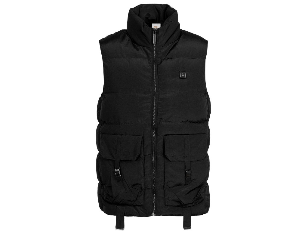 Одежда Жилет Thermalli Zermatt Black размер XXL 11677.305