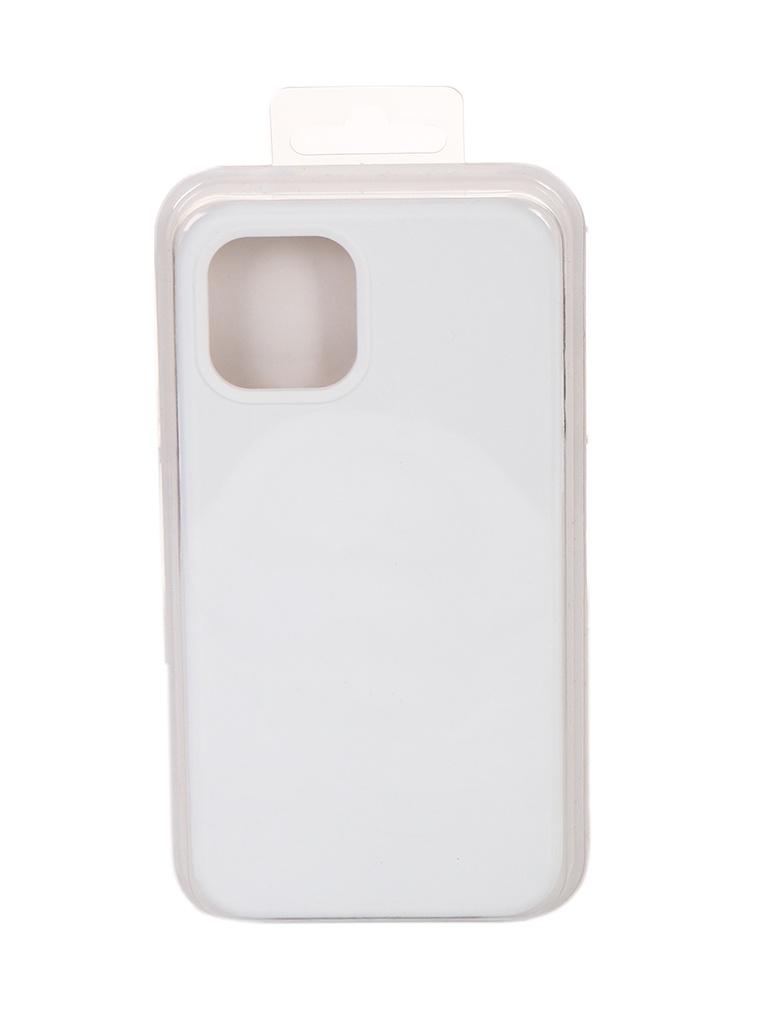 Чехол Innovation для APPLE iPhone 12 Pro / Plus Silicone White 18018