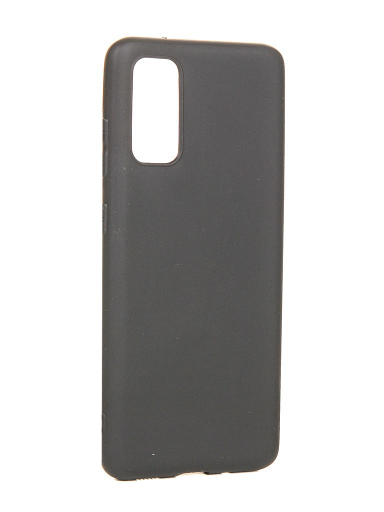 Чехол Innovation для Samsung S20 Black 17998