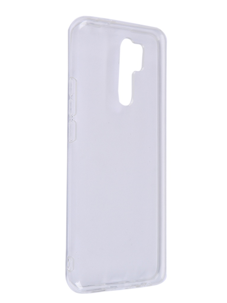 Чехол Innovation для Xiaomi Redmi 9 Transparent 18004
