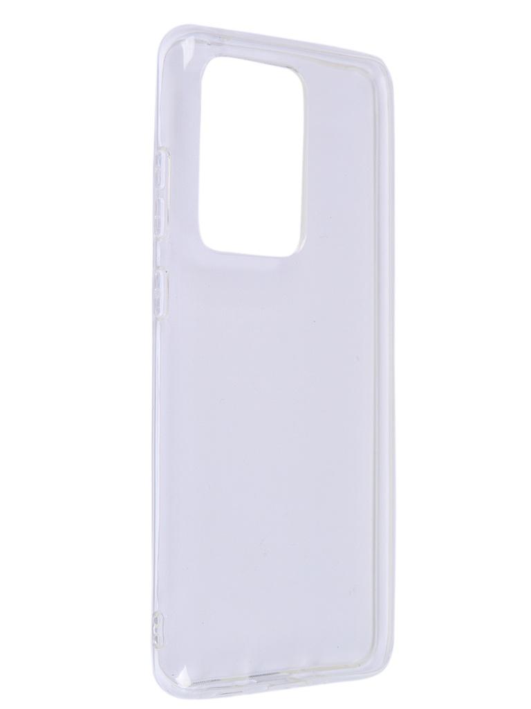 Чехол Innovation для Samsung Galaxy S20 Ultra Transparent 18001