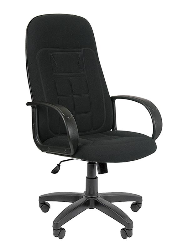 Компьютерное кресло Chairman 727 Black 1081743