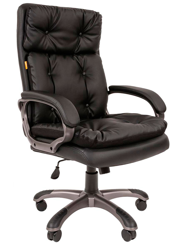 Компьютерное кресло Chairman 442 Экопремиум Black 7051155